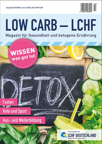 LOW CARB - LCHF Magazin 2/2018